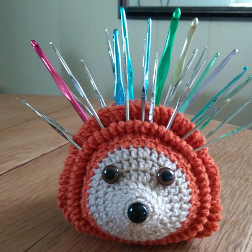 Holden the Hookhog - Crochet Pattern