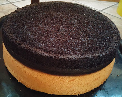 Ciasto mocno kawowe