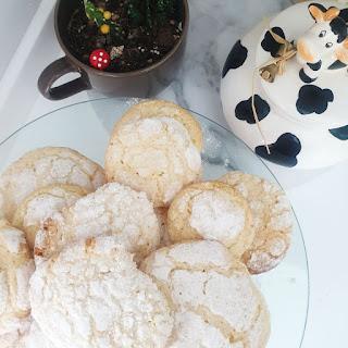 limonlu çatlak kurabiye, çatlayan limonlu kurabiye tarifi, çatlayan kurabiye