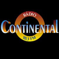 ouvir a Rádio Continental FM 98,3