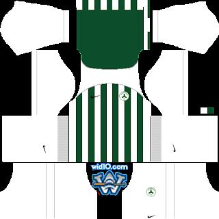 Giresunspor 2018 - 2019 DLS/FTS Dream League Soccer Forma Kits ve Logo