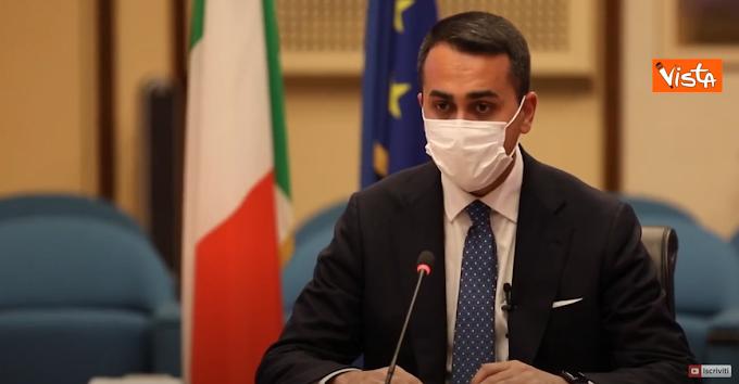 "Di Maio: ""Italia potenza industriale all'avanguardia"""