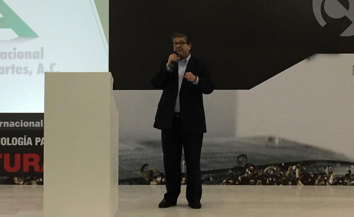 Óscar Albin, presidente de la Industria Nacional de Autopartes (INA). (Foto: Cortesía)