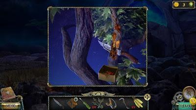 на дереве ножом срезаем смолу в игре тьма и пламя 3 темная сторона