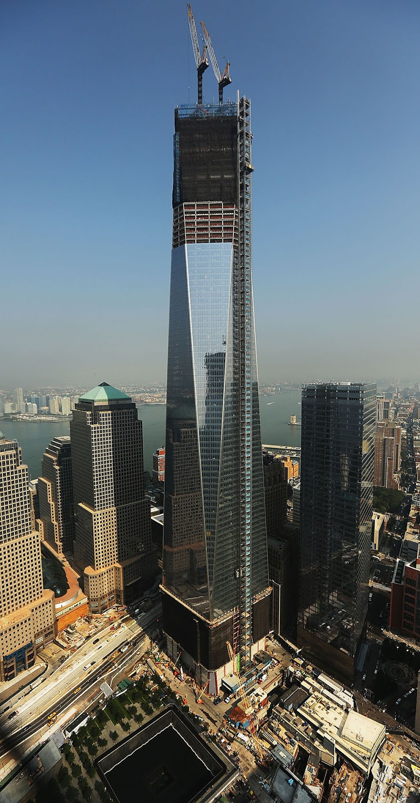 One World Trade Center - Facts Pod