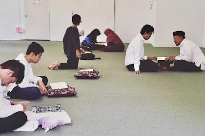 Summer Program di Pesantren Nur Inka Nusantara Madani  Amerika