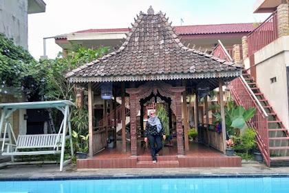 Review Ndalem Padma Asri Guesthouse Ngaglik Jogja