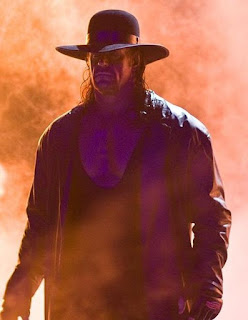 Legendary WWE Superstar The Undertaker