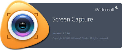 4Videosoft Screen Capture 1.1.22 Multilingual Full Patch