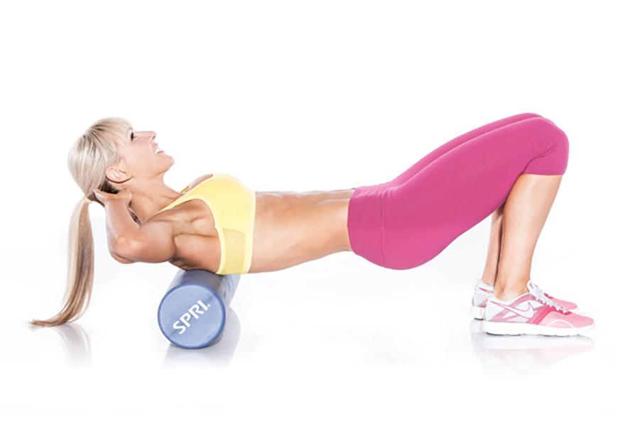 foam roller lăn xốp massage
