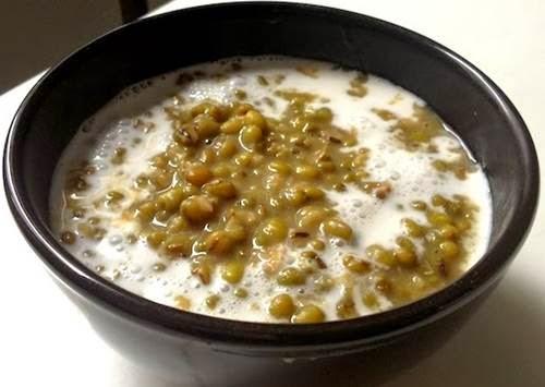 Resep Cara Membuat Bubur Kacang Hijau
