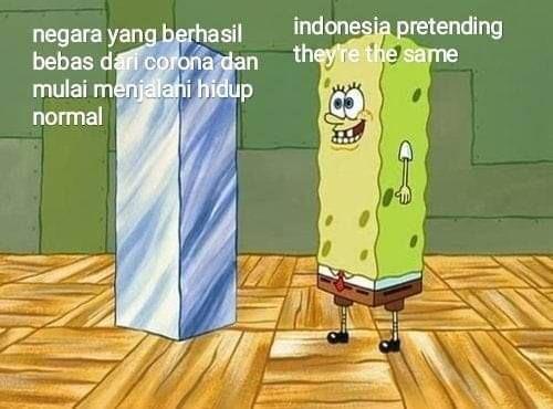 Ilustrasi Kesiapan Indonesia menghadapi New Normal