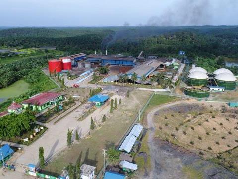 PLTBg Asian Agri, Kontribusi Sukanto Tanoto untuk Penuhi Kebutuhan Listrik dalam Negeri
