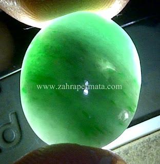 Batu Permata Giok Type A + Memo - ZP 606