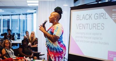 Founder of Black Girl Ventures