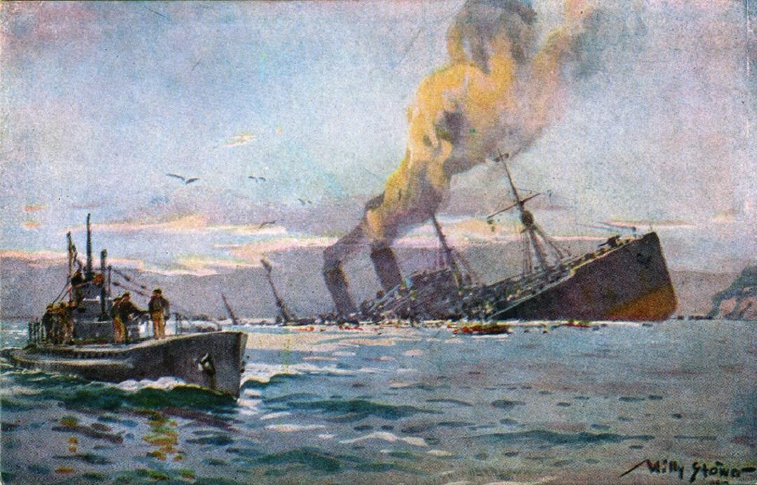 Chant du Départ: Unrestricted Submarine Warfare