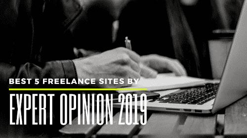 أفضل ٥ مواقع العمل الحر برأي الخبراء 2019
