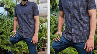 How to wear a short sleeve dress shirt, Short sleeve shirt