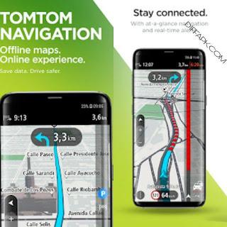 TomTom Navigation Nds Apk v1.8.14.1 MOD