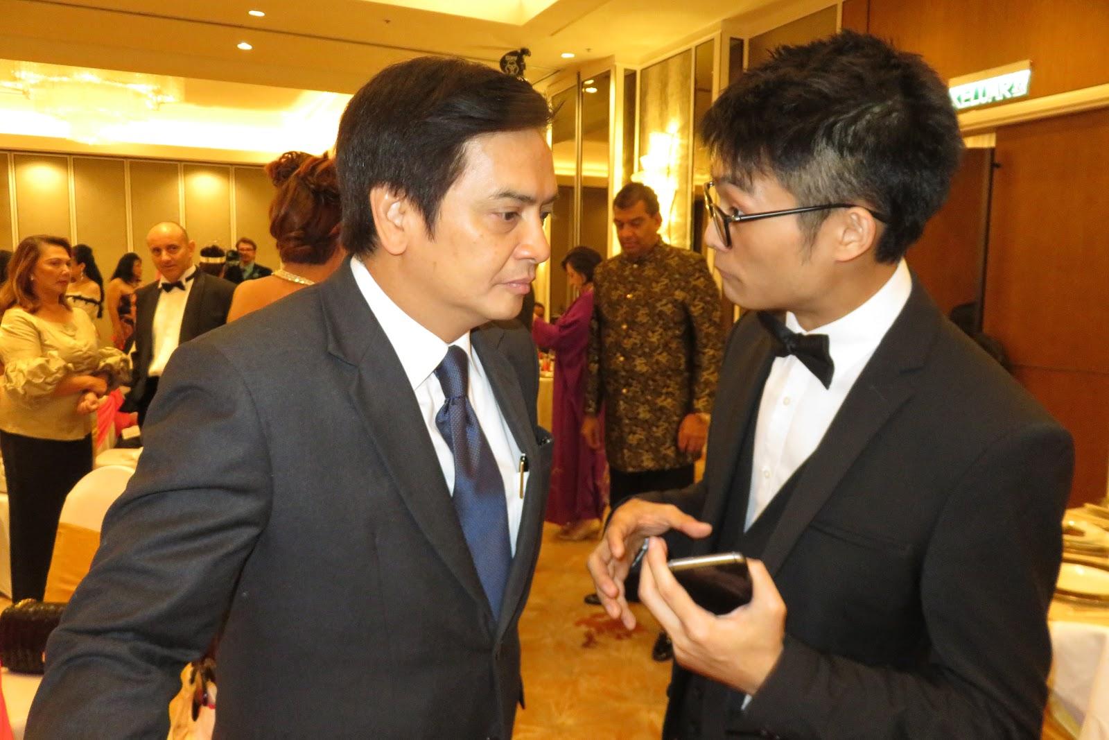 Dato56 Dato Kelenjeridze: Kee Hua Chee Live!: PART 2---HAPPY BIRTHDAY PRINCESS DATO