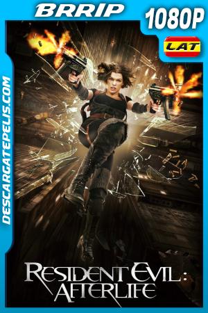 Resident Evil 4: La Resurrección (2010) 1080P BRRIP Latino – Ingles