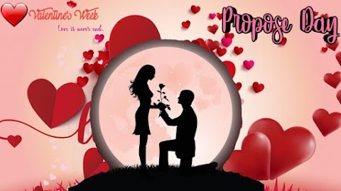 Propose Day 2020 Important and Propose Day message.