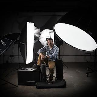 Curso Completo de Fotografia em Estúdio com Richard Cheles - Embaixador Sony