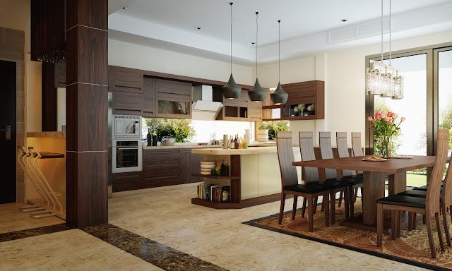 Những lưu ý khi thiết kế nội thất không gian trật hẹp 1