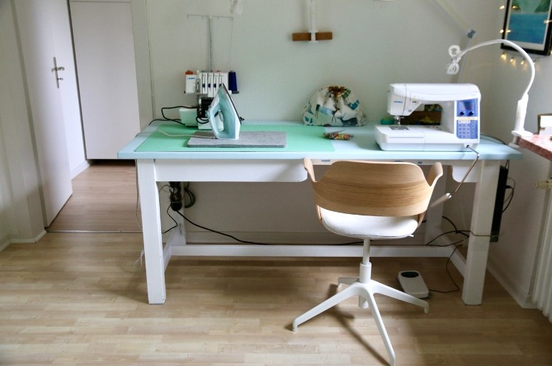 Ideas for Organizing a Sewing Room