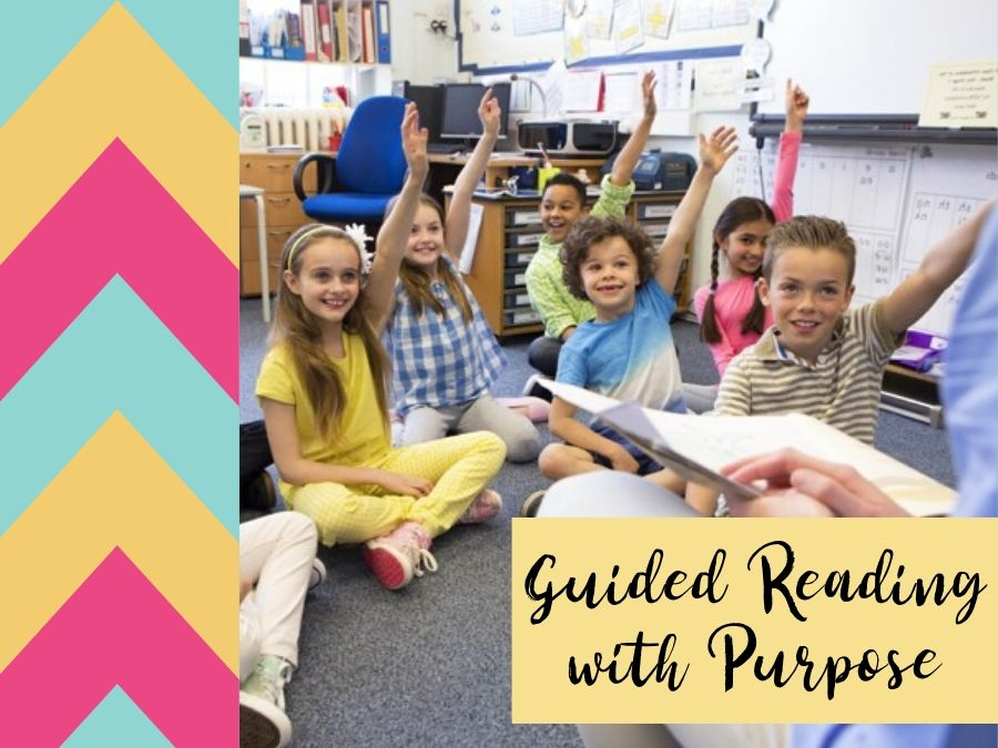 Guided Reading with Purpose makes a HUGE difference in the growth of students. In this post, I explain my Guided Reading with Purpose routine.