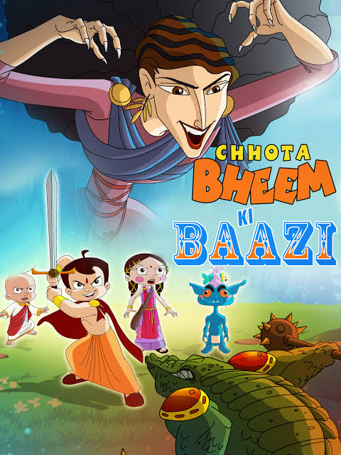 Chhota Bheem Ki Baazi Full Movie  Images In HD