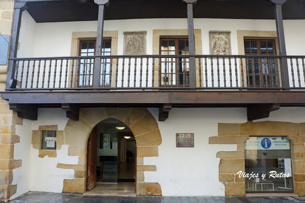 Casa de los Hevia de Villaviciosa