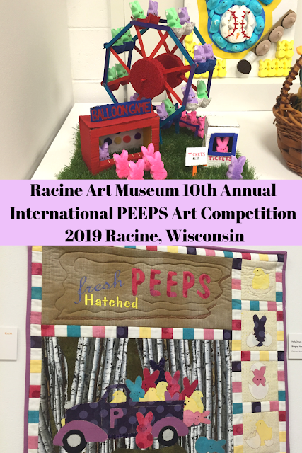 Racine Art Museum 10th Annual International PEEPS Art Competition