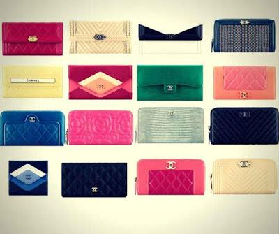 Carteiras Femininas Chanel