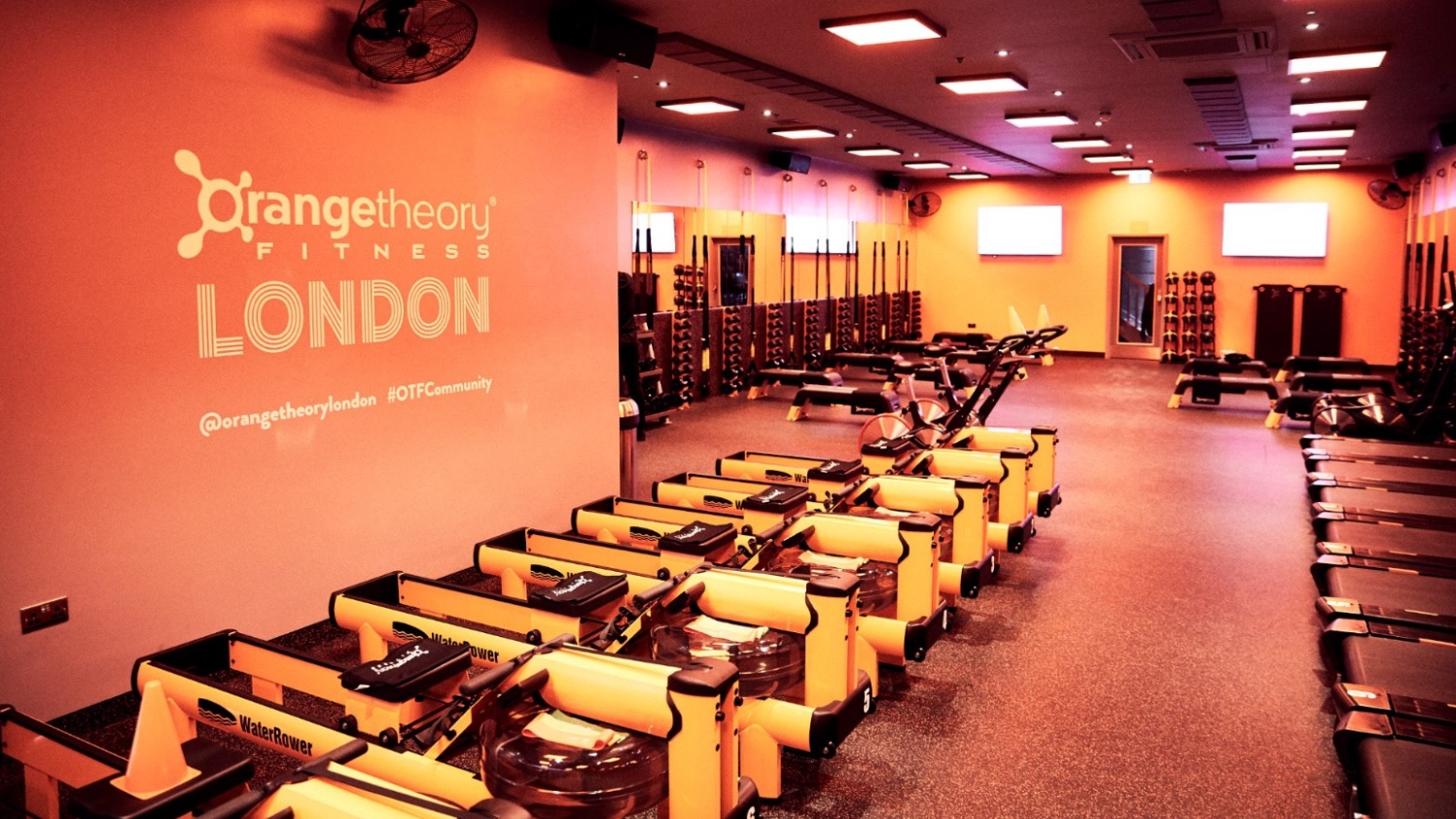 That Time I Tried Orange Theory Fitness Wandsworth