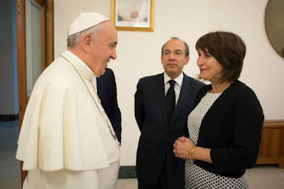 Pope and Ploumen