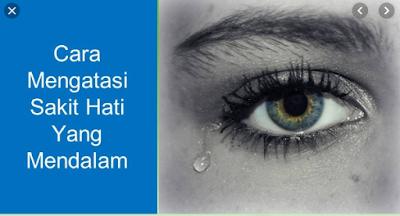 Berikut 21 Cara Menghilangkan Rasa Sedih dan Kecewa
