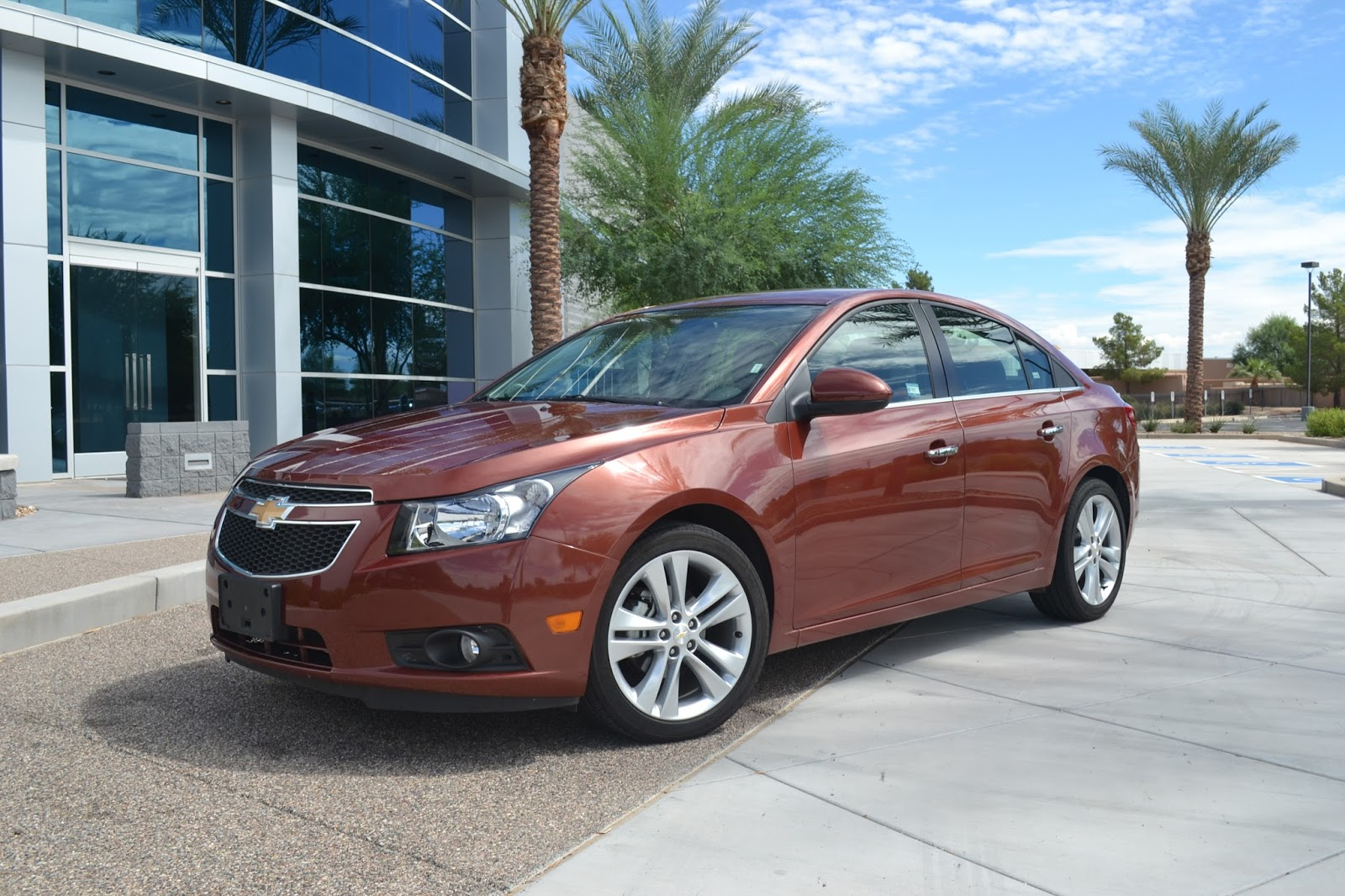 Cruze 2013 chevy cruze ltz for sale : 2013 Chevrolet Cruze LTZ | 6th Gear Motor Reviews