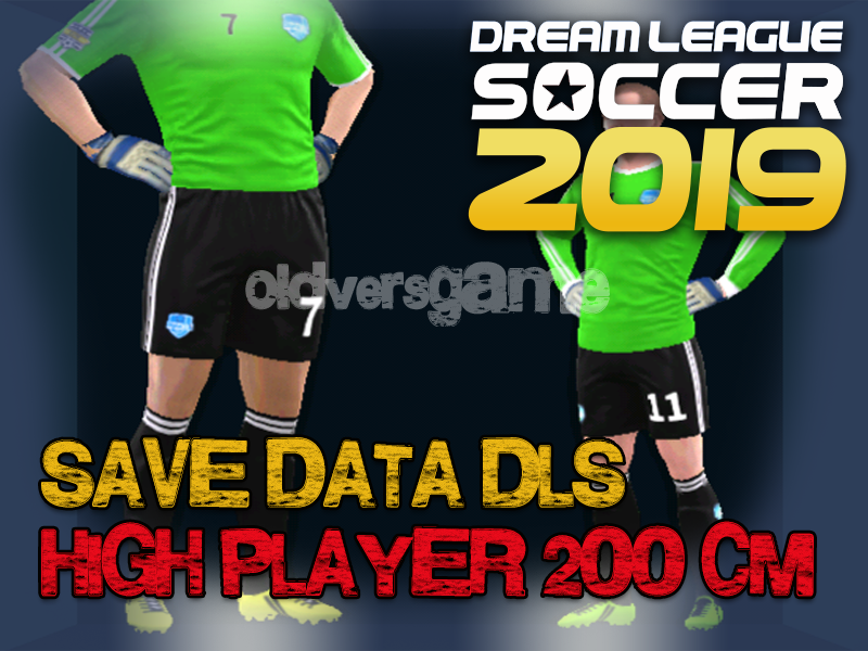 Download Save Data (profile dat) Dream League Soccer High