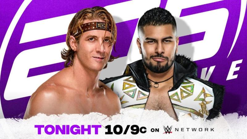 WWE 205 Live Results - November 27, 2020