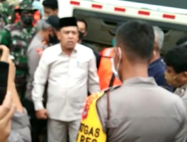 Unras Di PT Vale Pecah, Wakil Ketua II DPRD Luwu Timur Ikut Aksi Demo