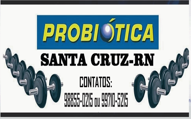PROBIÓTICA SANTA CRUZ