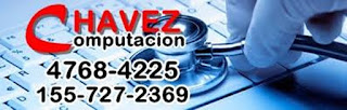 CHAVEZ COMPUTACION REPARACION VENTA COMPUTADORA LEX DOCTOR SAN MARTIN BUENOS AIRES ARGENTINA