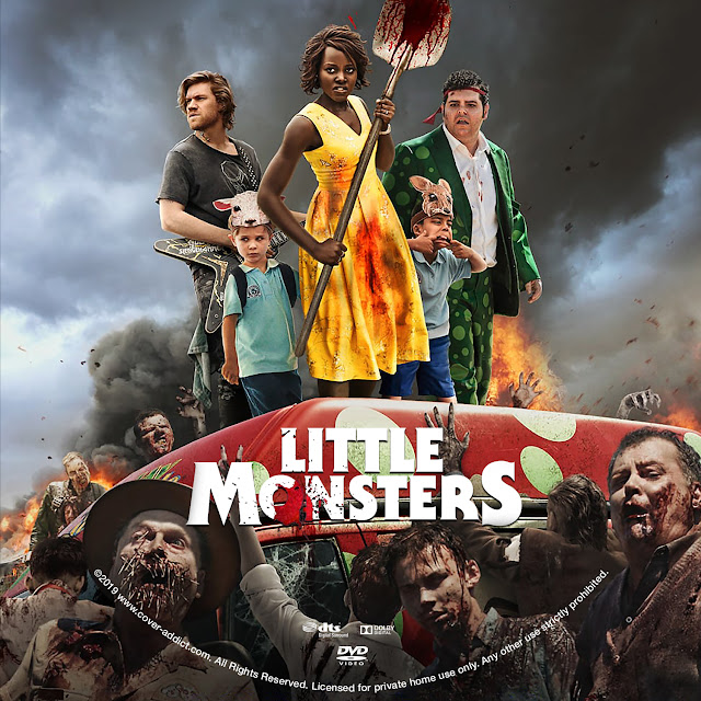 Little Monsters DVD Cover