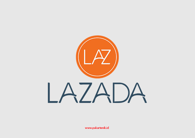 Vektor Logo Lazada Format CDR dan PNG