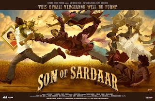 Watch Son Of Sardar Hindi Movie Online