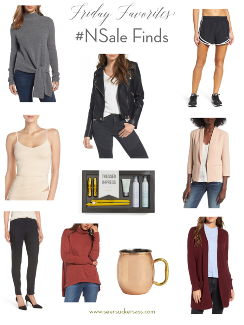 Friday Favorites – the Nordstrom Anniversary Sale Edition