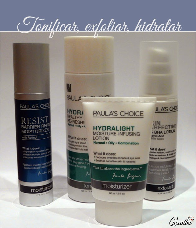 productos Paula's Choice