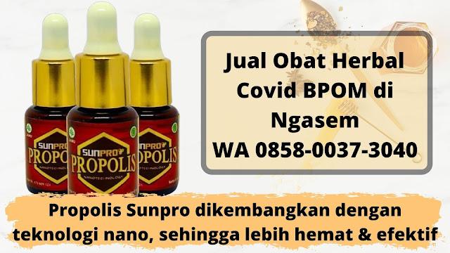 Jual Obat Herbal Covid BPOM di Ngasem WA 0858-0037-3040
