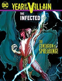 Year of the Villain: The Infected Comic